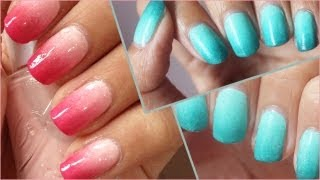 Back2Basic: Ombre Nails (How to)