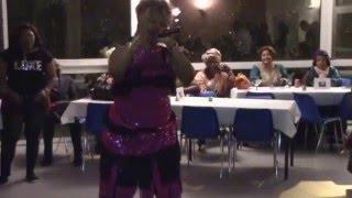 Jocelyne biz-ar #  Mon pilon - Fête de l'ACF à Orléans 18-03-2016