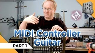 Building a Midi Controller GUITAR - Part 1