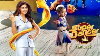 Super Dancer - Full Launch PROMO | Sony TV's Kids dance reality show 'Super Dancer 2016