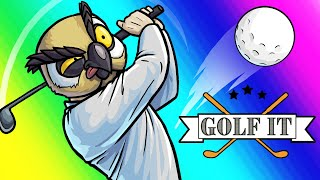 Golf It Funny Moments - Just TAP it in!