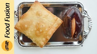 Meethe Box Bites & Box Patties Recipe By Food Fusion