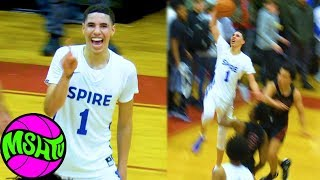 LaMelo Ball BEST GAME OF YEAR - Showtime in Kentucky at the Grind Session
