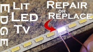 60 inch Sharp Tv Edge Lit Led Replacement or Repair No picture or Sound!!!