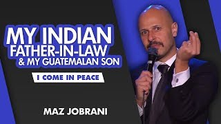 """My Indian father-in-law and my Guatemalan son"" 
