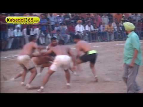 (15) Final Match Khiranwal V/S Littran 4 April 2016 Littran (Jalandhar) Kabaddi Tournament