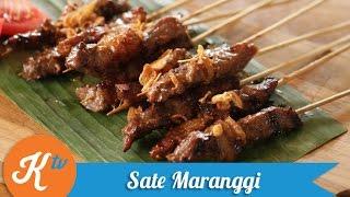 Resep Sate Maranggi (Satay Maranggi Recipe Video) | GERRY GIRIANZA