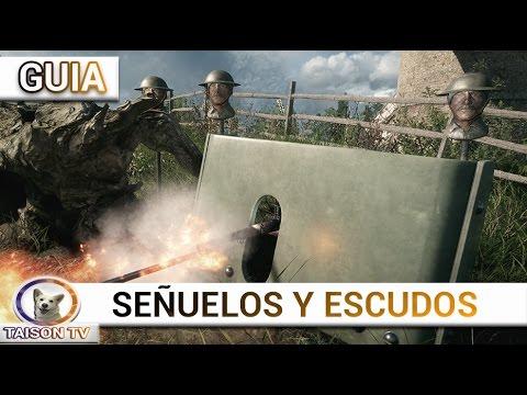 Battlefield 1 Guía de Señuelos y