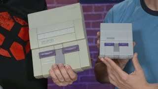 SNES Classic Edition Unboxing