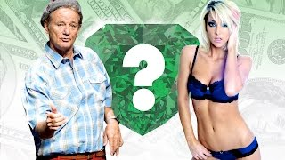 WHO'S RICHER? - Bill Murray or Jenna Marbles? - Net Worth Revealed!