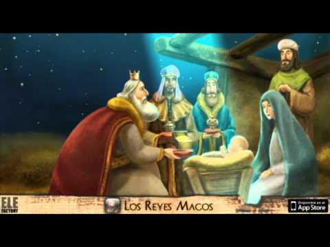 Reyes Magos 2018. Navidad 2017. Cuento historia y tradición de los 3 Reyes Magos de Oriente