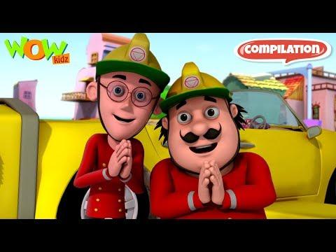 Motu Patlu Funny Videos collection #35 | As seen on Nickelodeon