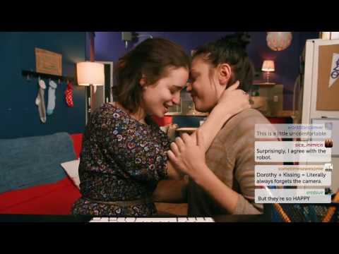 Best lesbian kisses from web tv shows | Part 1