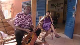 La famille de Thomas Sankara
