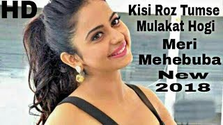 New Cover Zara Tasveer Se Tu || Meri Mehbooba || Shahrukh Khan || New Song 2018