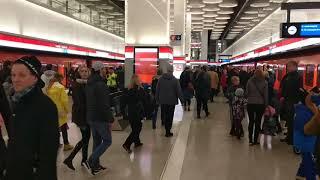 Länsimetro, Tapiolan asema
