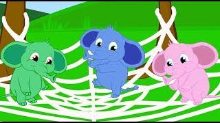 Um elefante se Balançava + 1 Hora de musica infantil com Os Amiguinhos