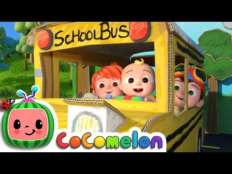 Xxx Mp4 Wheels On The Bus 2 CoCoMelon Nursery Rhymes Kids Songs 3gp Sex