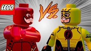 LEGO Marvel Avengers (Vingadores) The Flash VS Reverse Flash em Briga de Herois #11