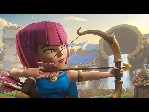 Clash Royale The Last Second Official Commercial