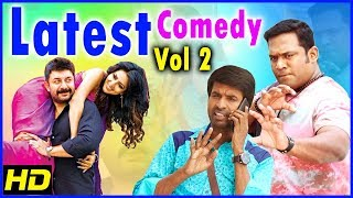 Latest Tamil Comedy | Vol 2 | Bhaskar Oru Rascal | Velaikkaran | Indrajith | Ulkuthu | Tamil Comedy