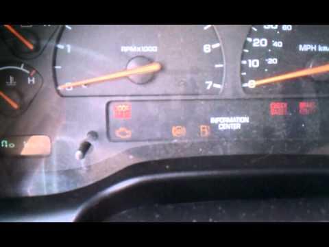 2002 Dodge Dakota 5.9L V8 -- no bus error
