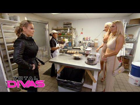 Xxx Mp4 Lana Takes Maryse And Natalya Wedding Cake Tasting Total Divas Jan 11 2017 3gp Sex