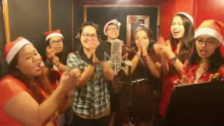Pasko Sa Bawat Kalye Ng Mundo (Official MV)
