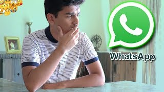 When Indians Use WhatsApp