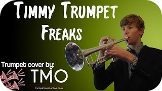 Timmy Trumpet - Freaks (Savage) (TMO Cover)