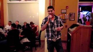 mi mayor anhelo karaoke por israel