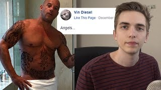 Vin Diesel: King of Cringe
