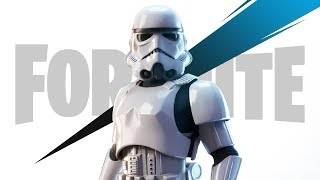 Fortnite - Imperial Stormtrooper Announce Trailer