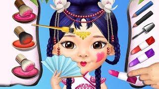 Fun Little Girl Care Games - Girls Play Dress Up, Make Up Makeover Pretty Little Princess Kids App