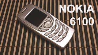 Cell phone destruction - Nokia 6100 Vs flame