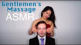 ASMR Gentlemen's Head Massage w/ ASMallRequest