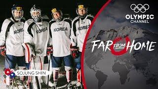 Fearless Goaltender chose Ice Hockey despite family