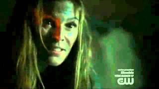 The 100 Season2 Episode13 Bellamy saves Fox