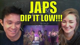 Julie Anne San Jose - Dip It Low REACTION