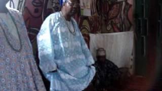 Ifa Temple of Osogbo - Templo principal de Ifa de Osogbo