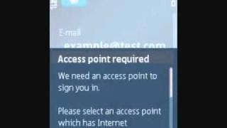 Vyke Mobile Symbian WiFi.wmv