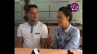 Filmyflame | Boby film | Interview of Actor Umesh Thapa and Actress Kabita Gurung
