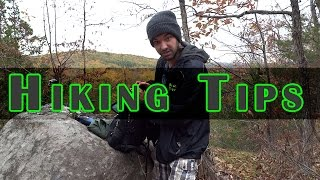 Hiking Tips for Beginners - Gear to Bring on Day Hikes - Deranged Survival