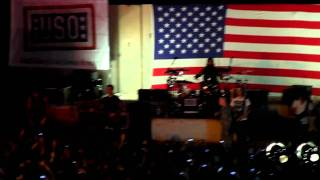 Avenged Sevenfold Live in Iraq - Walk & Almost Easy