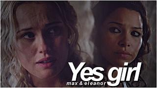 max & eleanor   yes girl [+4x04]