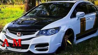 Honda Civic Terbaru - Modifikasi Mobil Civic - Honda Civic Ceper - by:@ugur_KK_844
