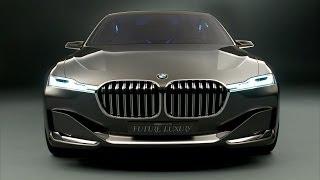 ► BMW Vision Future Luxury concept