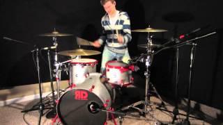 God's Not Dead (Newsboys) Drum Cover : Josh Stecker (S/O Series)