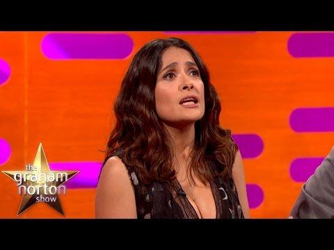 Salma Hayek's Failed Adultery Prank - The Graham Norton Show