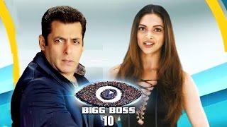 Deepika Padukone To LAUNCH Salman Khan's BIGG BOSS 10
